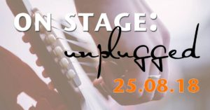 ON STAGE unplugged 2018